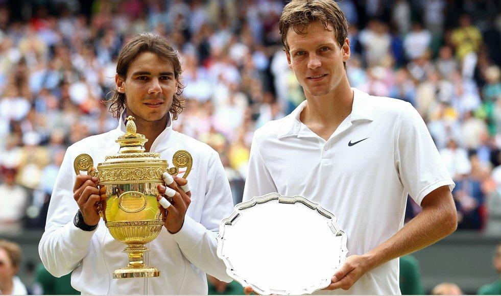 Nadal vuelve a reinar en Wimbledon