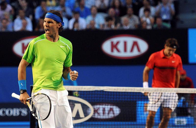 Nadal pudo una vez más con Federer y disputará final
