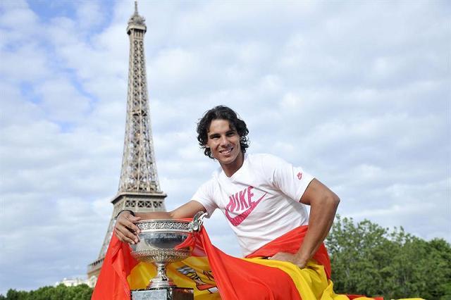 Rafael Nadal alcanza su séptimo Roland Garros