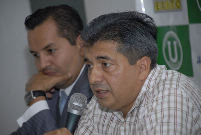 Ratifican al cuerpo técnico de la Liga de Portoviejo