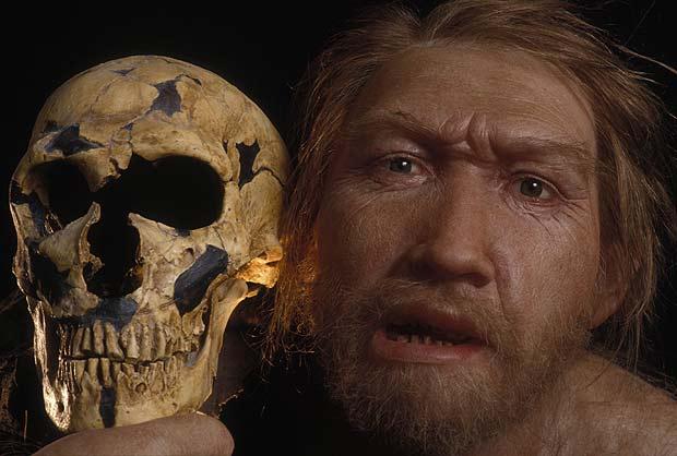 Los neandertales no sólo comían carne, sino también vegetales