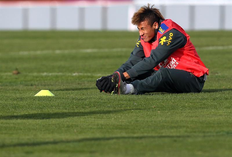 Neymar es innegociable por ahora, asegura el Santos