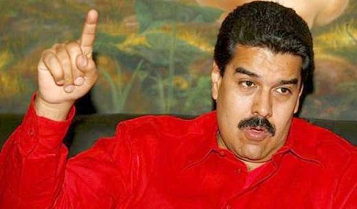 Maduro denuncia que quieren matarlo