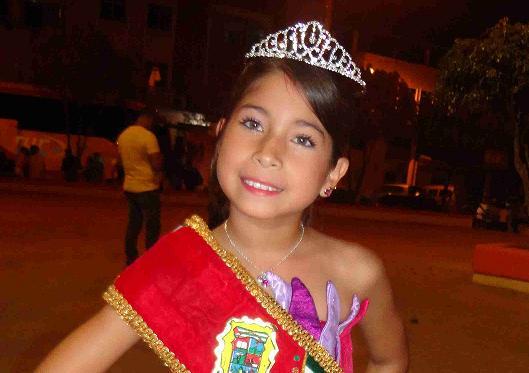 Eligen a la nueva Niña Reina de Manabí
