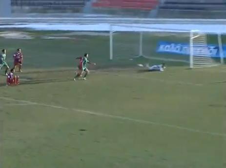 En 5 ocasiones consecutivas no pudieron marcar gol