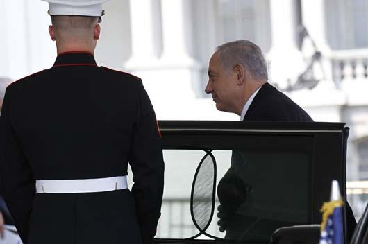 Obama recibe a Netanyahu en la Casa Blanca