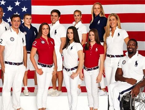 3ba626c55 Ralph Lauren presenta un uniforme clásico para juegos olímpicos