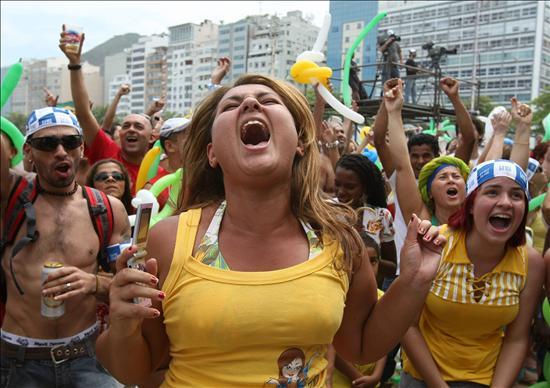Sudamérica celebra designación de juegos 2016