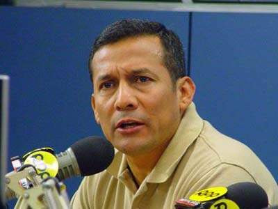 Humala rechaza fallo que reduce condenas a Montesinos y al grupo Colina