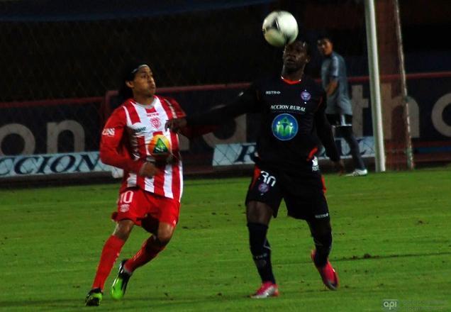4-1 ganó Olmedo a Técnico Universitario