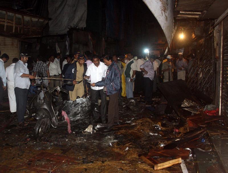21 muertos y un centenar de heridos en Bombay