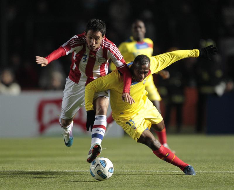 Rueda: 'Ecuador propuso pero rival tenía buen físico'