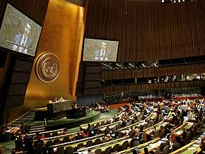 Ecuador asume una Vicepresidencia en Asamblea de la ONU