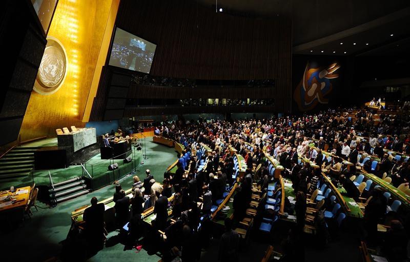 ONU homenajea a los niños víctimas del Holocausto