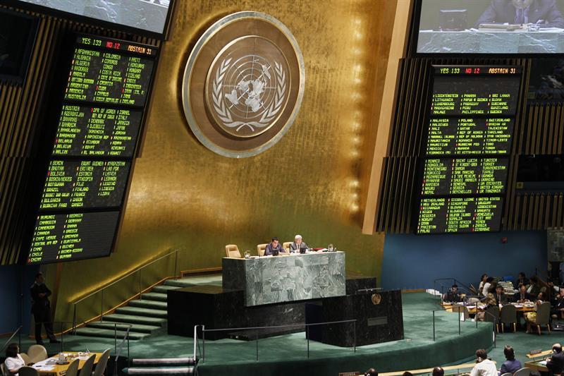 Ecuador se abstuvo de votar por Siria