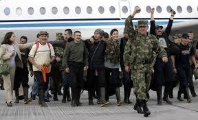 Liberación de 15 rehenes de las FARC habría costado 100 millones de dólares