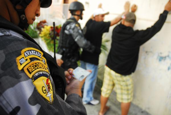 Grupos lite de la polic a vigilar n las calles el for Ministerio del interior de ecuador