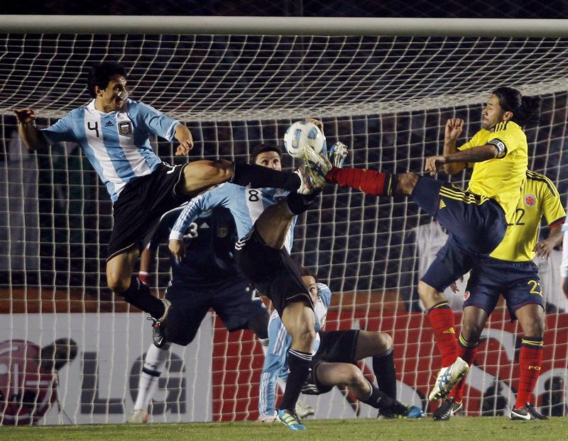 Colombia se mostró como un equipo ordenado y sólido