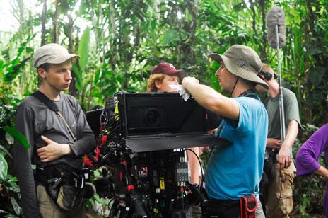 En el Oriente se filma primera película en 3D