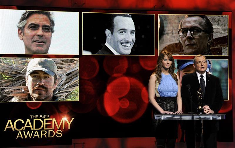 Hacen pública la lista de nominados para los Óscar