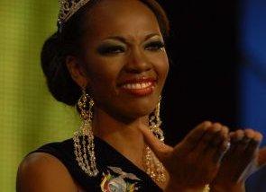 Afroecuatoriana se coronó como la mujer más bella del Ecuador