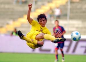 Pablo Palacios comandará el ataque en CS Emelec