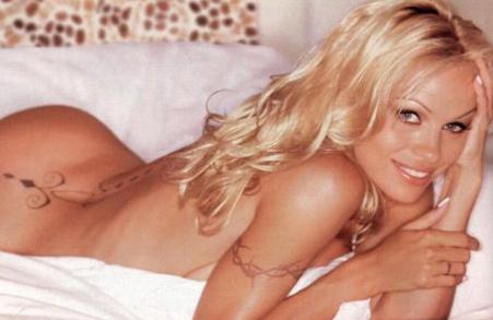 Pamela Anderson es portada de Playboy a los 43 años