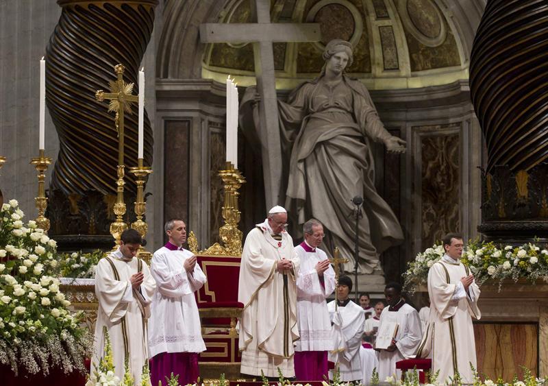 Papa Francisco: '¡arriesga!, quien confía en Cristo no quedará decepcionado'