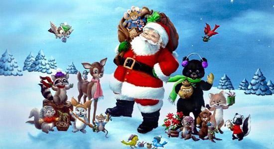 La verdadera historia de Santa Claus, Papa Noel o San Nicolás