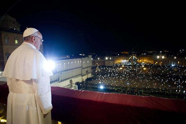 'Soy un pecador' dijo Bergoglio, al aceptar ser el nuevo papa