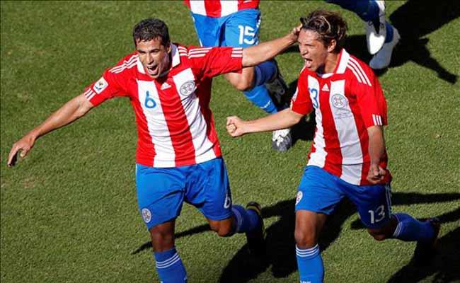 Paraguay ganó y acaricia la clasificación