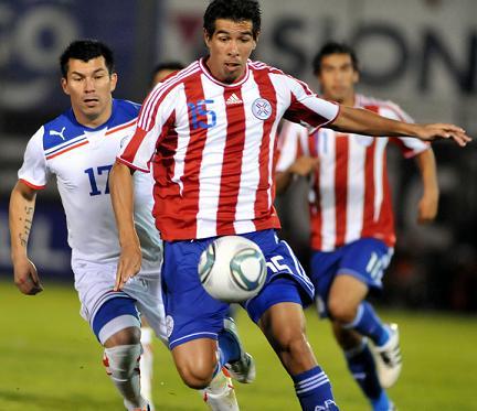 Paraguay define equipo para Copa América