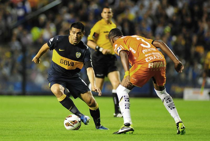 Barcelona cae 1 a 0 frente a Boca y se despide de la Copa Libertadores