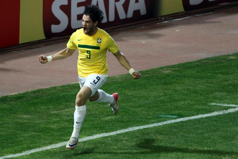 Pato: 'Comienza para Brasil una nueva Copa América'