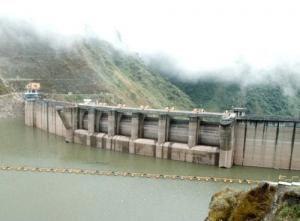 Central hidroeléctrica de Paute mejora su caudal