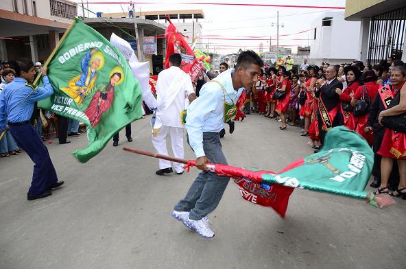 Fe y unidad del pueblo en las fiestas de San Pedro y San Pablo