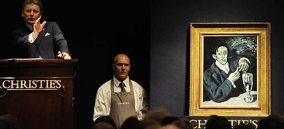 Polémico cuadro de Picasso se vende en Londres por USD 51,2 millones