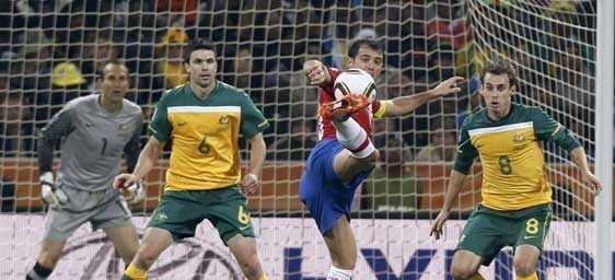 Australia y Serbia quedan eliminados del Mundial