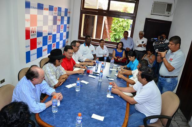 Coordinadora de Izquierdas presentará a su candidato en septiembre