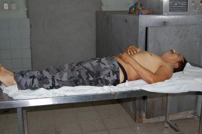 Confusa muerte de policía en Flavio Alfaro