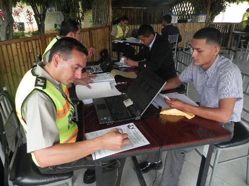 Culmina periodo para inscripción para aspirantes a Policías