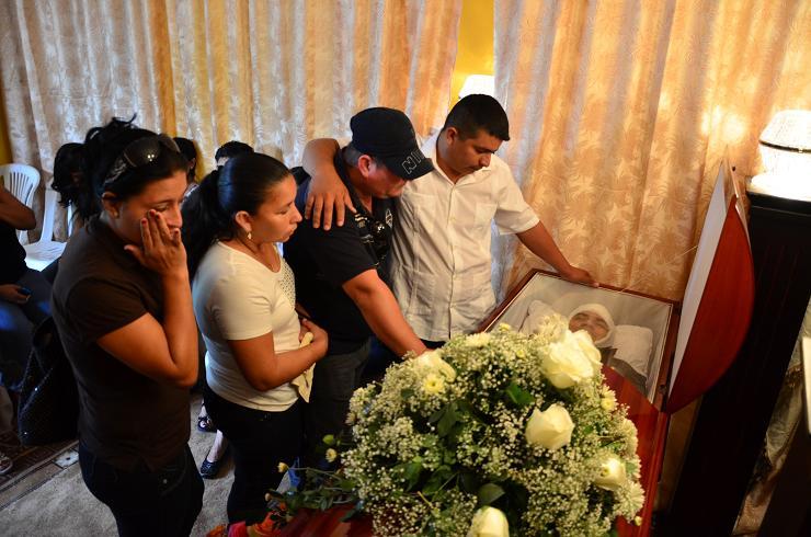 Familiares dicen que el asesinato del policía Gómez fue planificado