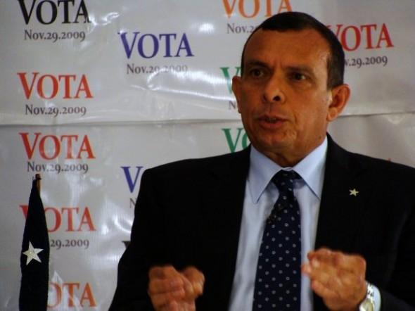 Presidente Lobo no fue invitado a investidura de Rousseff