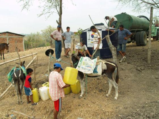 Instalan tanques para mitigar sed