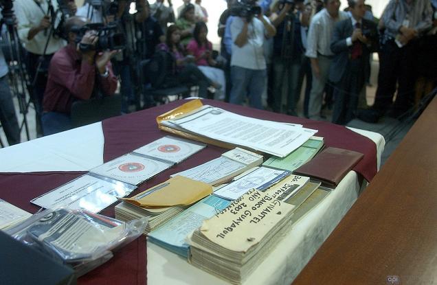 Los detenidos en caso de firmas falsas reciben prisión preventiva