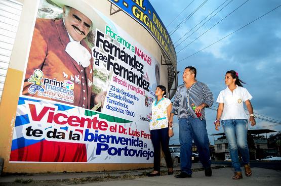 Ofrecen devolver el dinero de entradas al concierto de Vicente Fernández