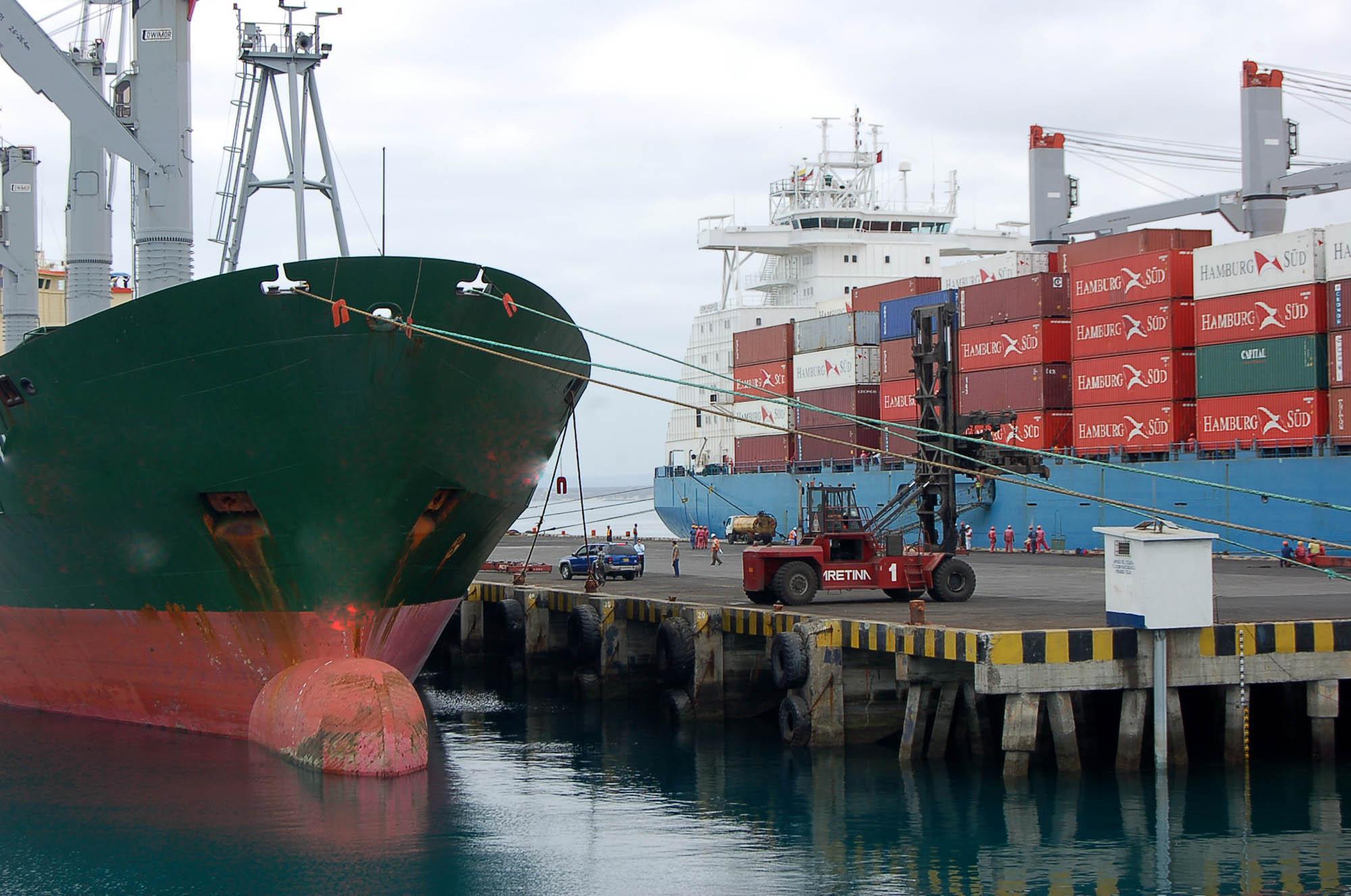 Hallaron 110 kilos de cocaína en puerto de Manta