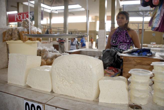 La sequía se agudiza y se encarece la libra de queso