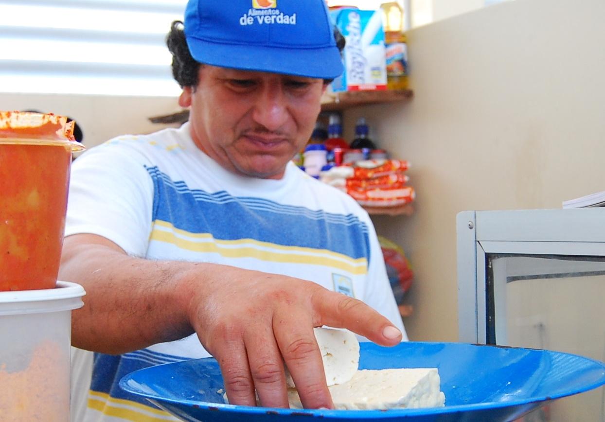 El queso cada vez aumenta de precio