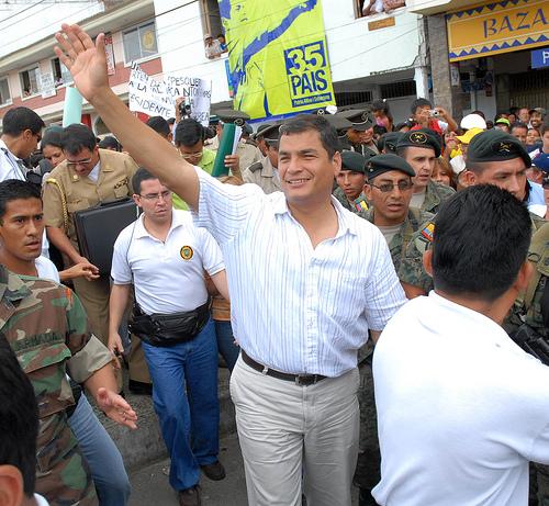 Correa logra restringir cobertura electoral de medios